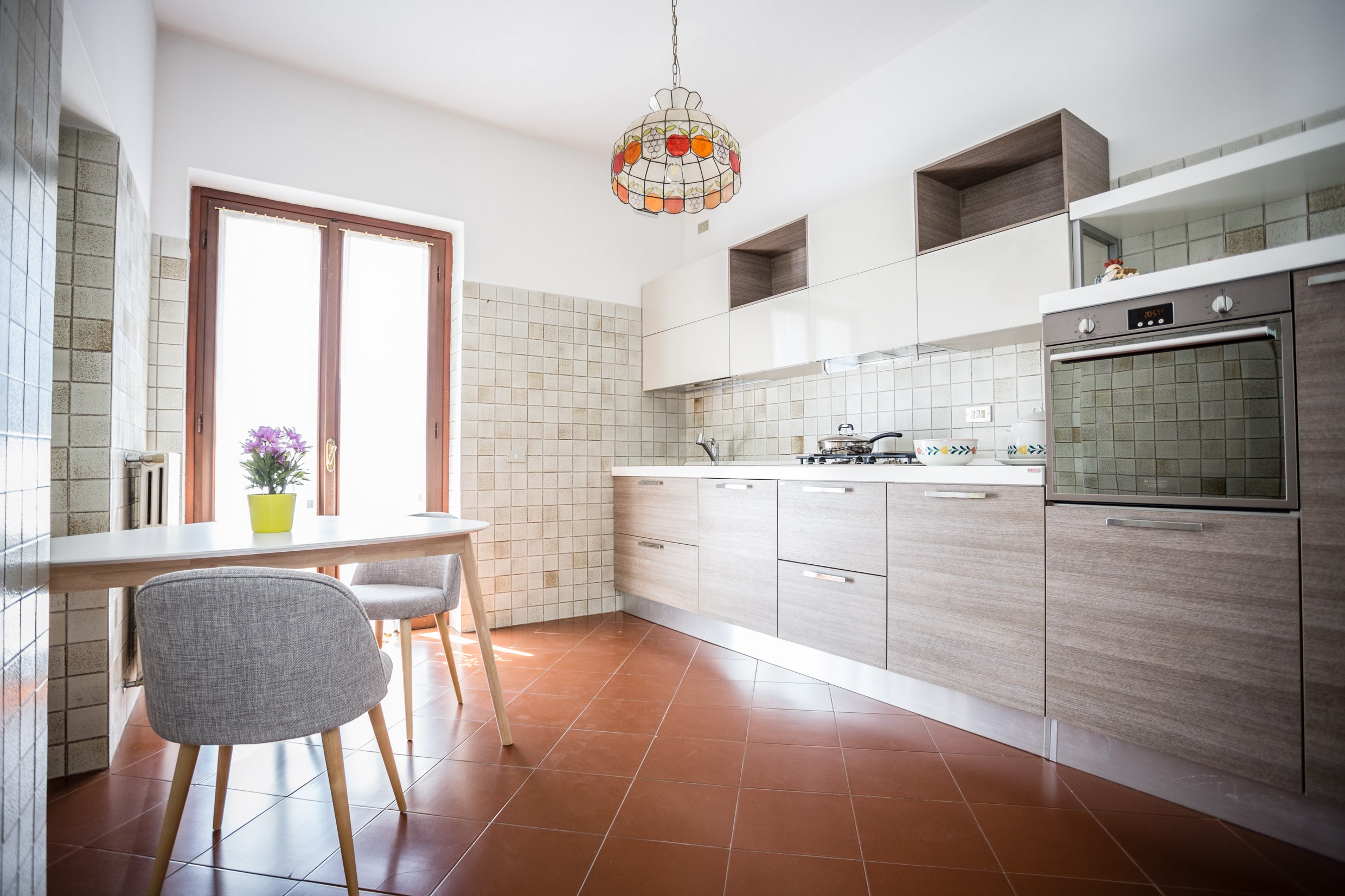 Residenza Paradisea - Kitchen